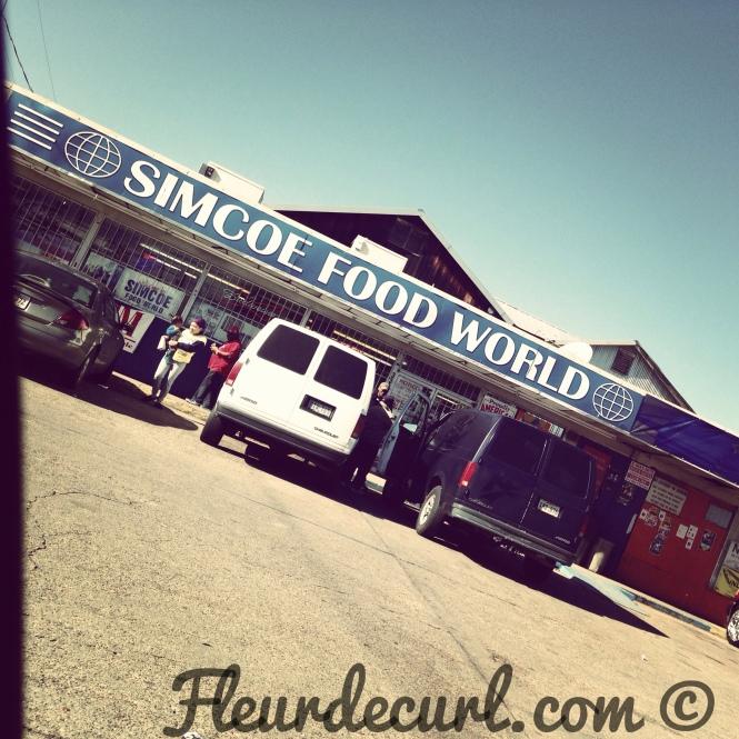 Food World...Simcoe and South Pierce St.