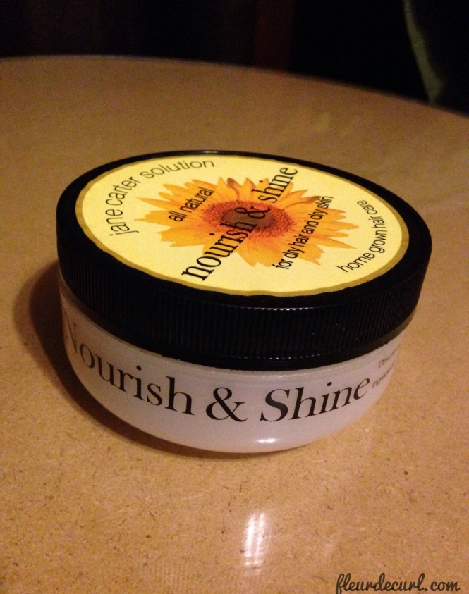 Jane Carter's Nourish and Shine